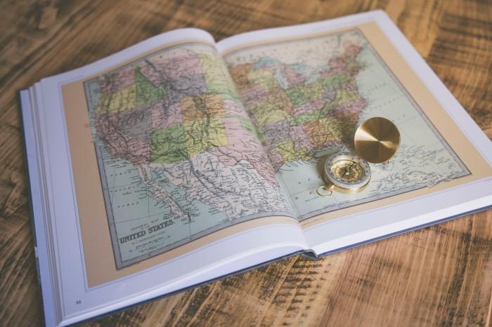 """За пътуването: От Атлас """"Мира"""" до GoogleMaps"""